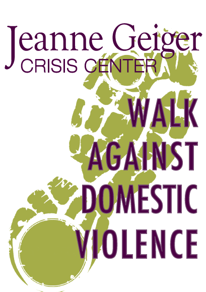 Walk with Rev. Rebecca – Jeanne Geiger's 28th Annual Walk Against Domestic Violence