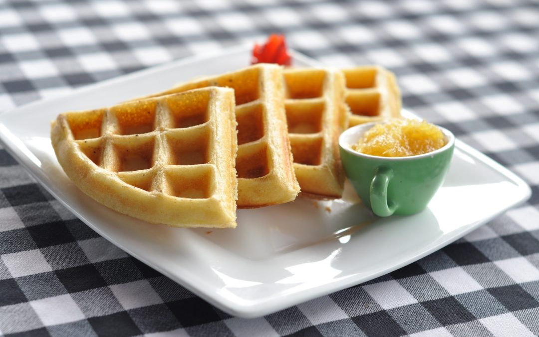 Waffle Sunday is nearly here!