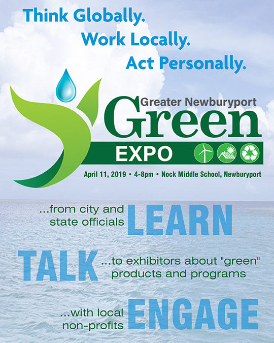 FRS Climate Action: Volunteer to help with the upcoming 2019 Greater Newburyport Green Expo!