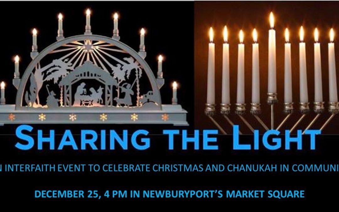 Interfaith Event – Sharing the Light December 25