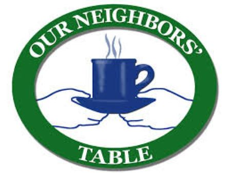 Join Rev. Rebecca and Volunteer at Our Neighbor's Table