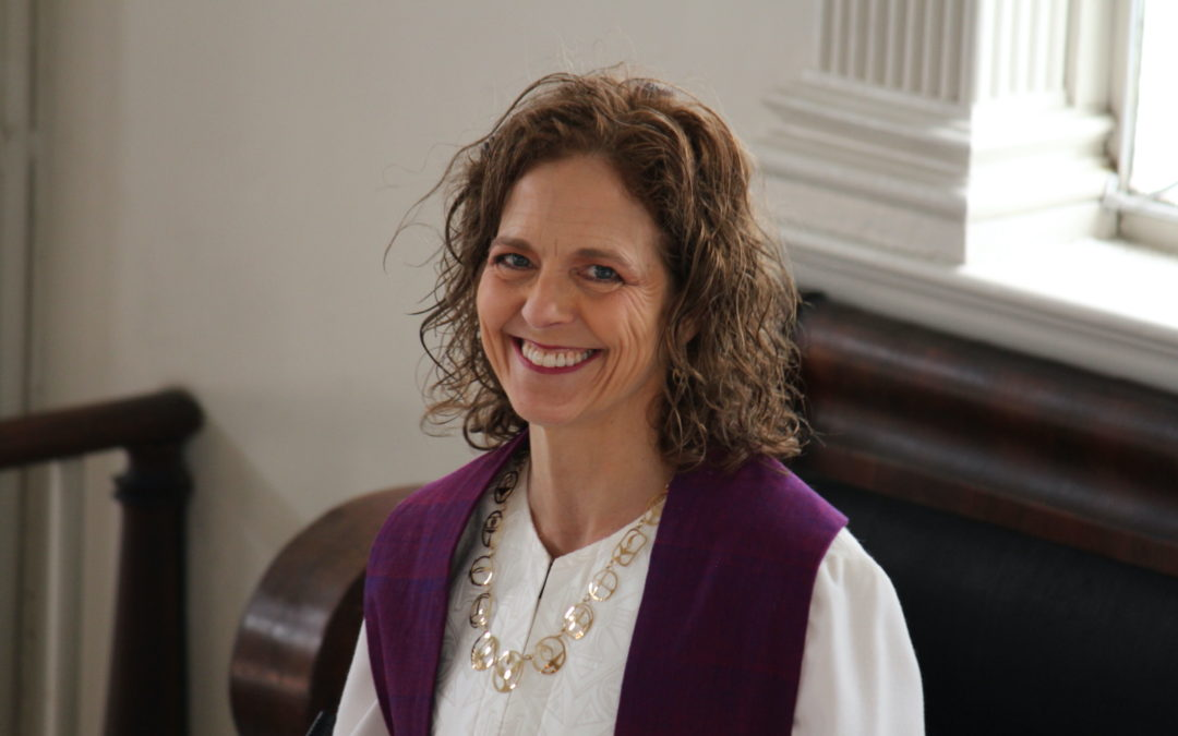 """Rev. Rebecca to be a guest on """"The Morning Show"""""""