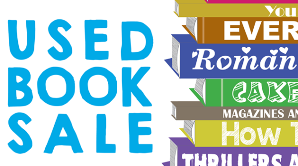 FRS Annual Used Book Sale